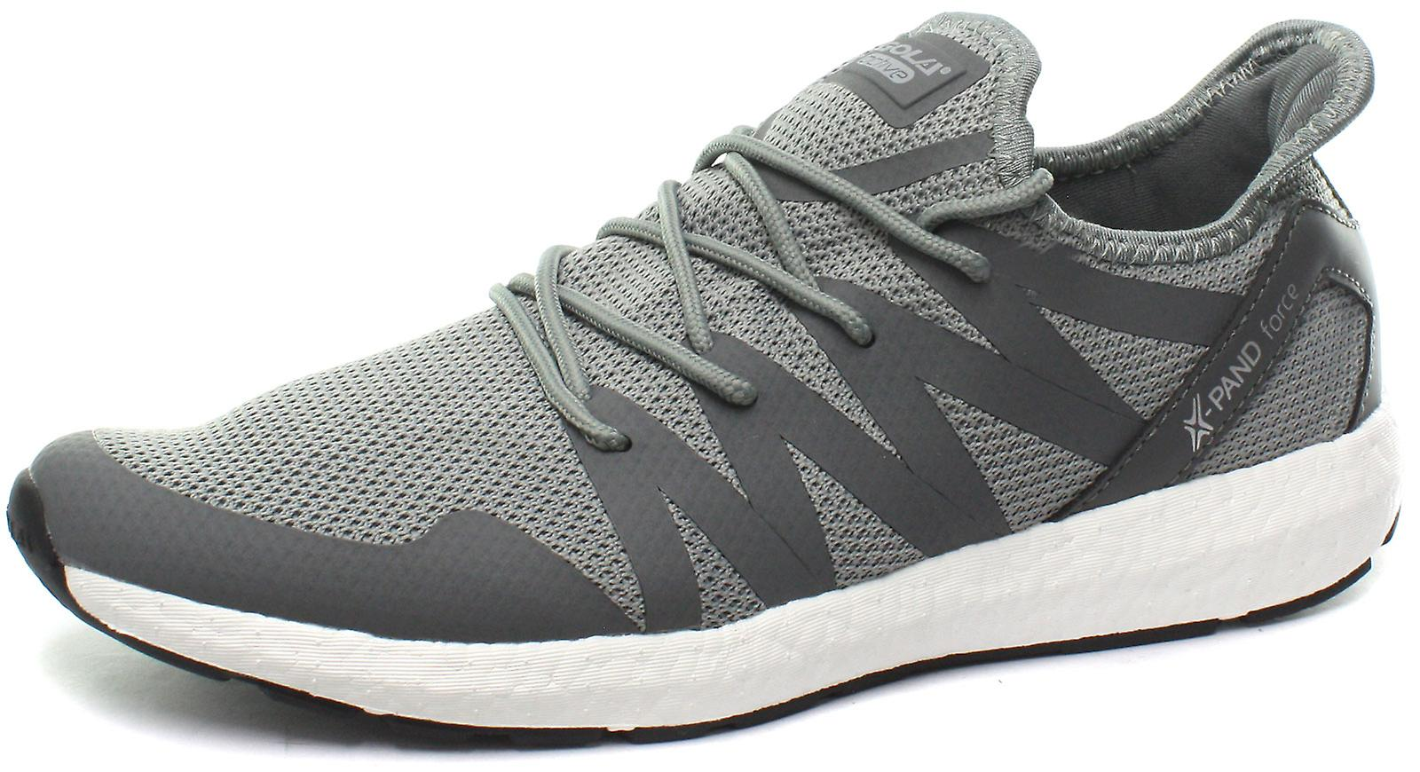 Gola Active X-Pand Force Grey Mens Shoes Running Shoes / Trail Shoes Mens 3fd800
