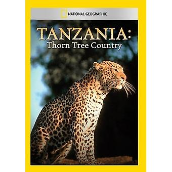 Tanzania: Thorn Tree Country [DVD] USA import
