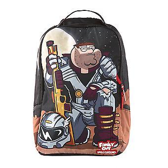 Sprayground Peter Fashion Killa Backpack - Black