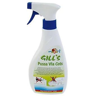 Cani Amici Spray repellente per gatti Gill'S