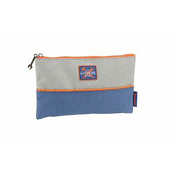 CGB Giftware The Hardware Store Large Navy Wash Bag