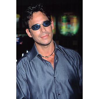 Ricky Paull Goldin på premiären av lyckliga olyckor 8222001 Nyc av Cj Contino kändis