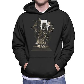 Book Of Kingdoms Men's Hooded Sweatshirt