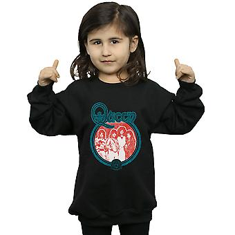 Queen Girls Vintage Band Photo Sweatshirt