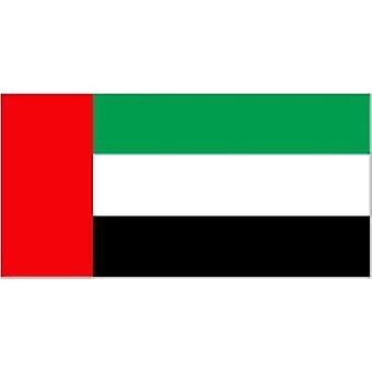 Emirados Árabes Unidos 5 pés x 3 pés bandeira