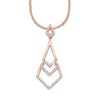 s.Oliver jewel ladies necklace Zyrkonia SO1332/1 - 541077