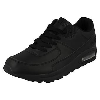 Mens Airtech Casual Lace Up Trainer Intercept
