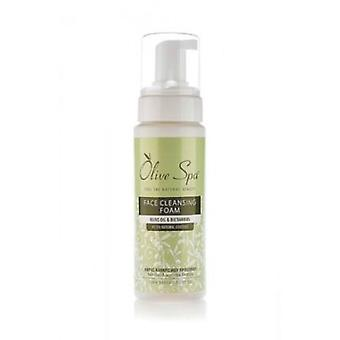 Face cleansing foam, mild cleaning and moisturizing 150ml.