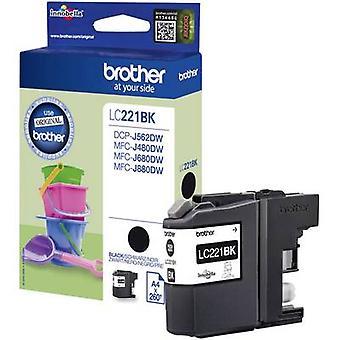 Brother Ink LC-221BK Original Black LC221BK