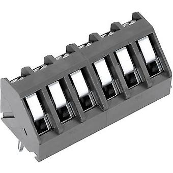 PTR AKZ300/2-5.0 Screw terminal 1.50 mm² Number of pins 2 Grey 1 pc(s)