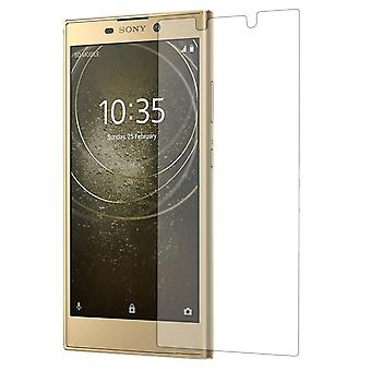 Sony Xperia L2 tank protection protection glass armoured glass film real 9 H glass tempered glass