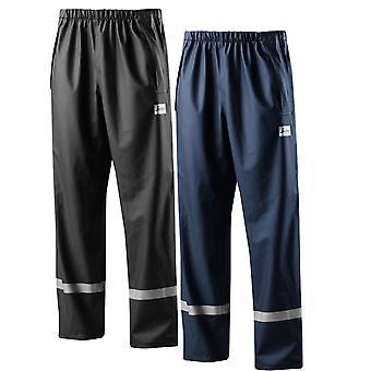 Snickers Workwear Waterproof Rain Trousers (Lightweight) - 8201