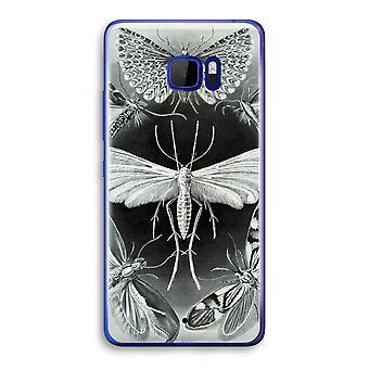 HTC U Ultra Transparent Case - Haeckel Tineida