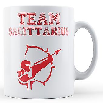 Team Sagittarius - Printed Mug