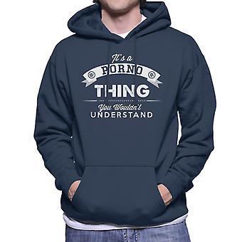 Seine etwas Porno Sie Wouldnt Männer verstehen die Kapuzen-Sweatshirt
