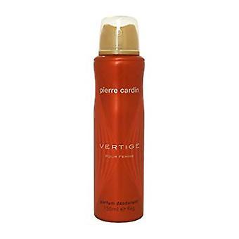 Pierre Cardin Vertige Pour Femme Deodorant Spray 150ml