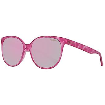 Pepe jeans ladies sunglasses Butterfly style pink