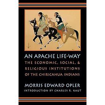 Instytucji religijnych i społecznych - drogi życiowej - gospodarczego - Apache