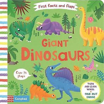 Riesige Dinosaurier durch riesige Dinosaurier - 9781509877041 Buch