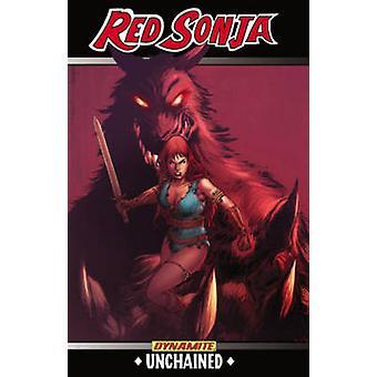 Red Sonja - Unchained by Jack Jadson - Peter V. Brett - 9781606904534