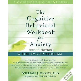 Cognitieve gedragsmatige werkmap voor angst - een stapsgewijze programma door