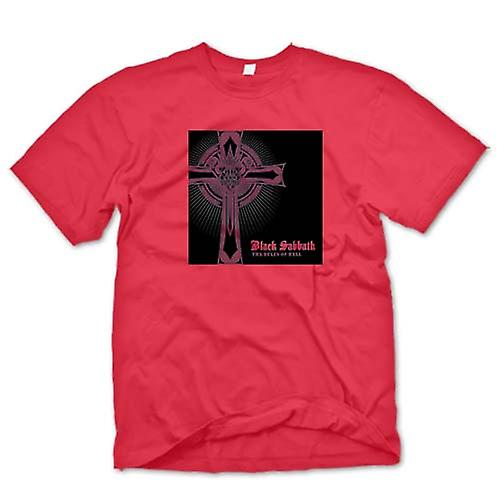 Mens T-shirt - Sabbath - Rules Of Hell