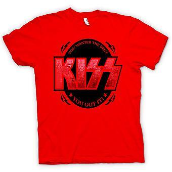 Kids t-shirt-beso - quería lo mejor