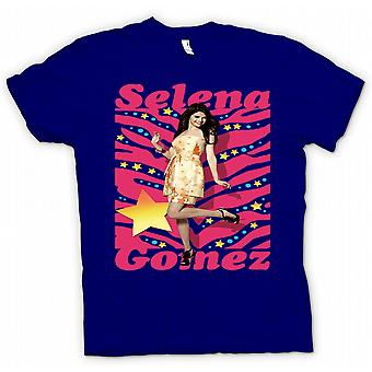 Kids T-shirt - Selena Gomez - Dress