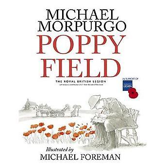 Campo de amapolas por campo de amapolas - libro 9781407181424