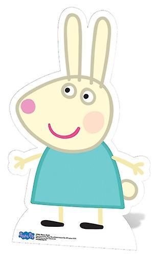 Rebecca Rabbit Lifesize Cardboard Cutout / Standee - Peppa Pig