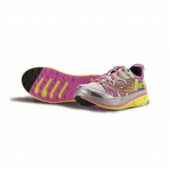 Kailua Trail Running Shoes Citrus / blanco / Fuschia para mujer