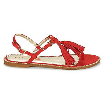 Replay women's sandal Red