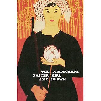 Propaganda affisch flickan