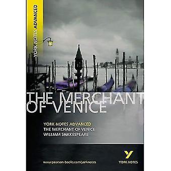 Merchant of Venice (York Notes Advanced)