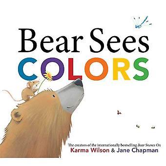 Ours voit couleurs (livres de l'ours)