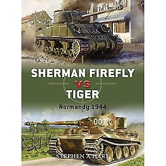 Sherman Firefly Vs Tiger: Normandy 1944 (Duel): Normandy 1944 (Duel)