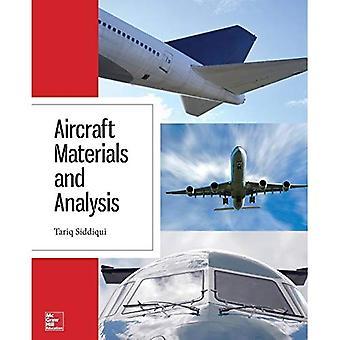 Analyse et matériaux des aéronefs