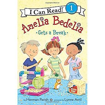 Amelia Bedelia Gets a Break (I Can Read Level 1)