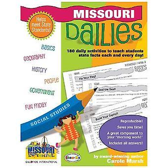 Missouri quotidiens: 180 activités quotidiennes pour les enfants