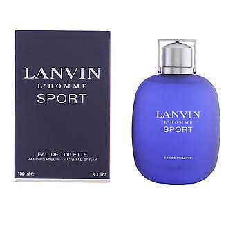 Lanvin Lanvin L'Homme Sport Edt Spray 100 Ml For Men