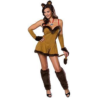 Sweer Löwe Kostüm