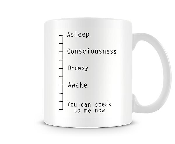 Measuring Line - You Can Speak To Me Now Mug