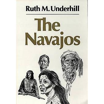 The Navajos by Underhill & Ruth Murray