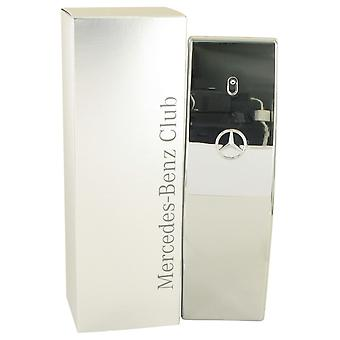 Mercedes Benz Club by Mercedes Benz Eau De Toilette Spray 3.4 oz / 100 ml (Men)