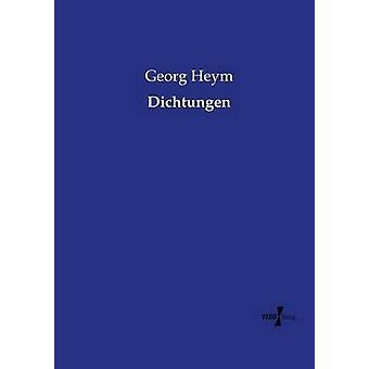 Dichtungen by Heym & Georg