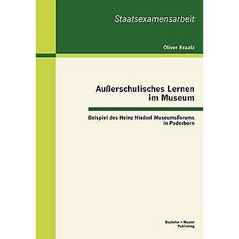 Auerschulisches Lernen im musée Beispiel des Heinz Nixdorf MuseumsForums à Paderborn par Kraatz & Oliver