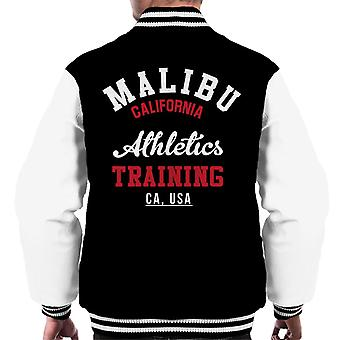 Malibu Athletics Training Men's Varsity Jacket