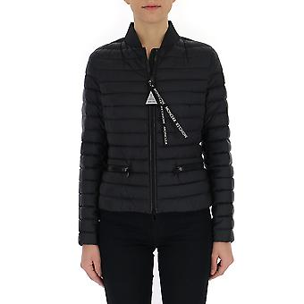 Moncler Black Nylon Down Jacket