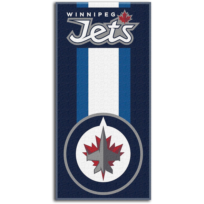 Northwest NHL Strandtuch ZONE Winnipeg Jets 76x152cm