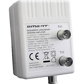 Smart HAV10B Cable TV amplifier 2-way